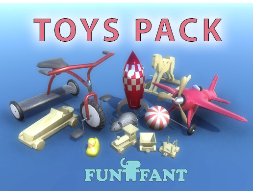 Toys Pack