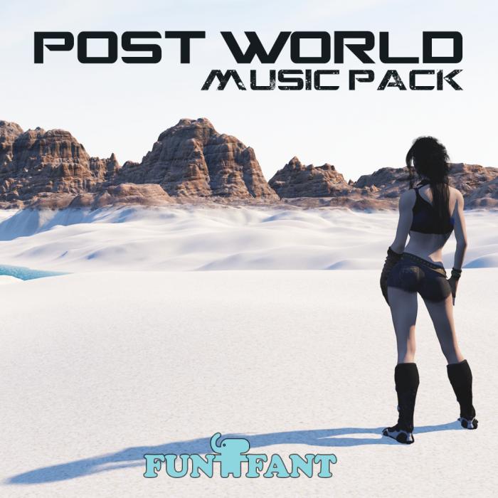 Post World music pack