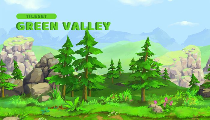 Green Valley – Game Background