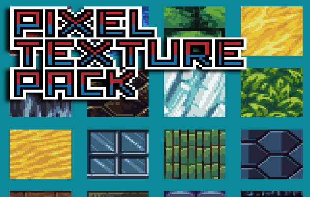Pixel Texture Pack