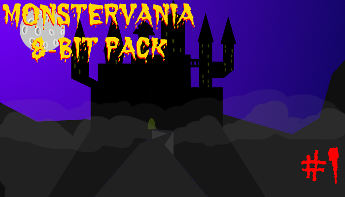 MonsterVania 8-bit Pack #1