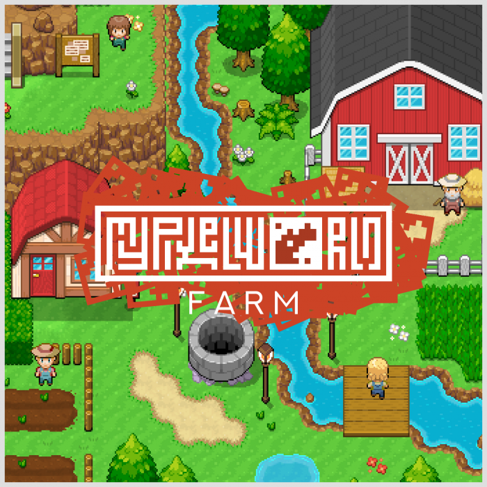 My Pixel World #1: Farm