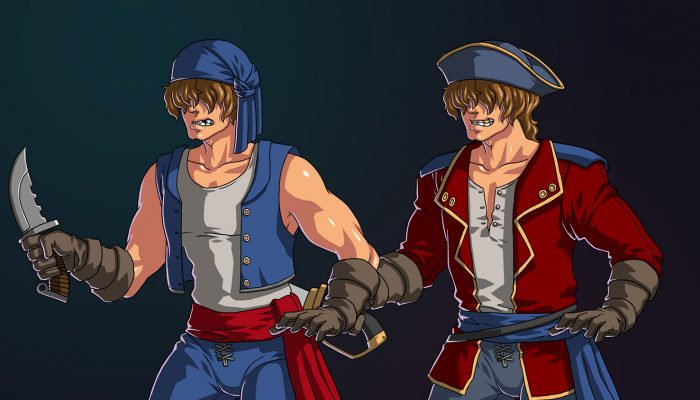 RPG Pirate Class