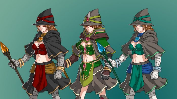 RPG Mage and Sage Class