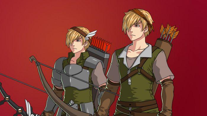 RPG Bowman Archer Class