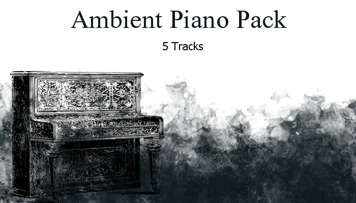 Ambient Piano Pack