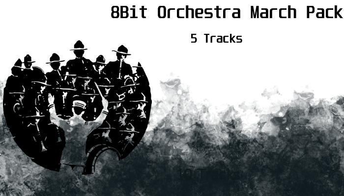 8Bit Orchesta March Pack