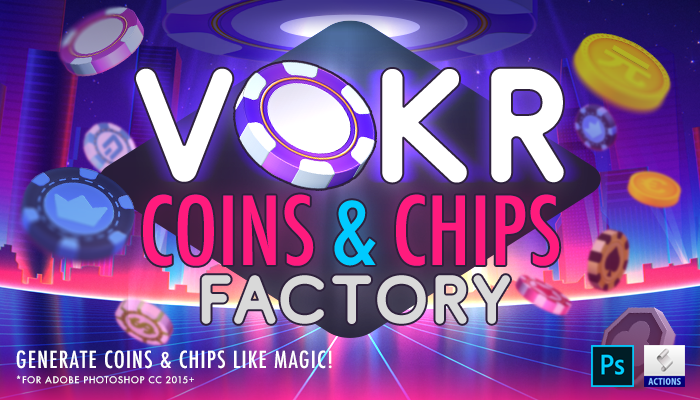 VOKR – Coins & Chips Factory