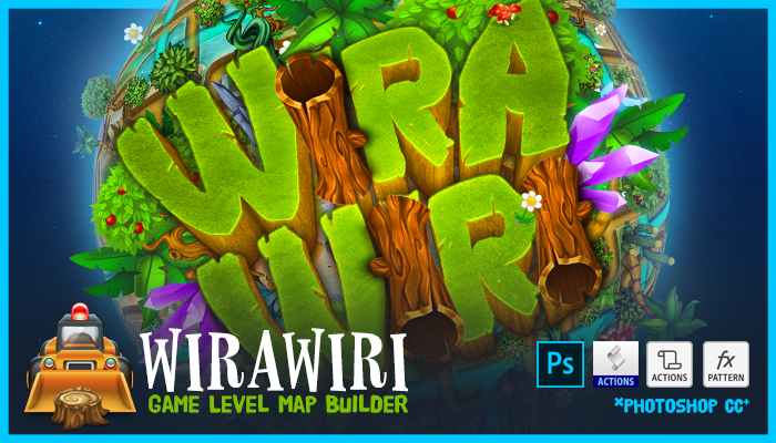 WIRAWIRI – Game Level Map Builder
