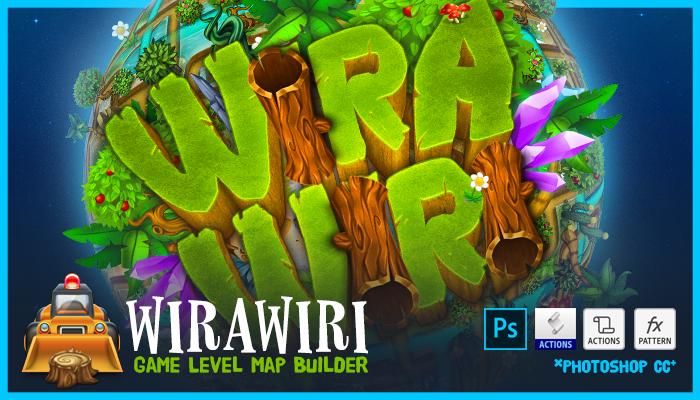 WIRAWIRI – Game Level Map Builder