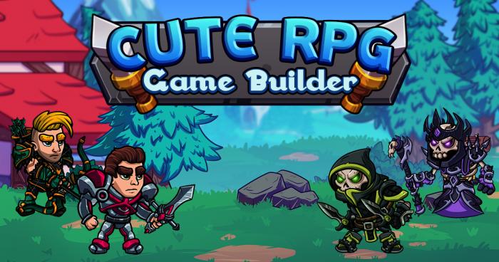 Cute RPG Game Builder