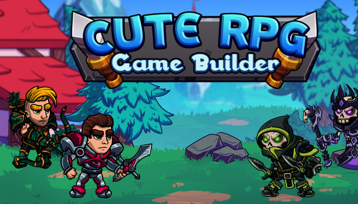 Cute RPG Game Builder