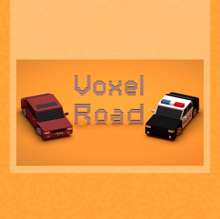 Voxel Road