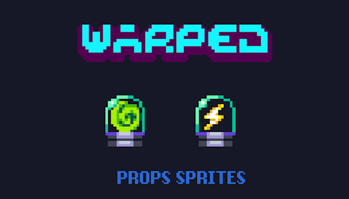 Warped Props Pack 1