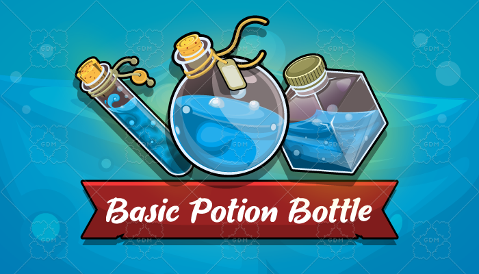 Potion Bottle Basic