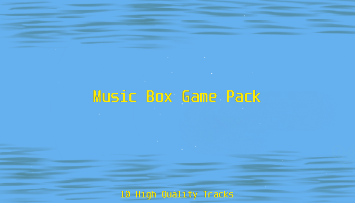 Music Box Game Pack