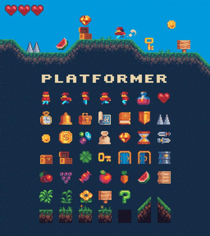 """Platformer"""