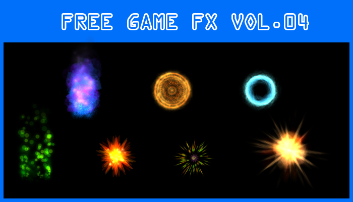 Free Game Fx Vol.04