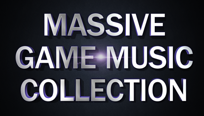Massive Game Music Collection
