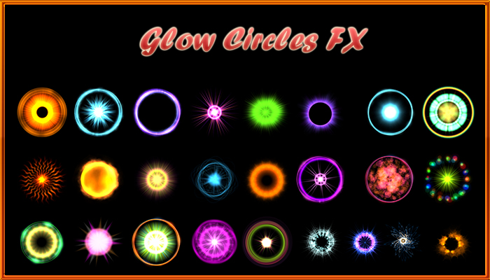 Glow Circle Fx