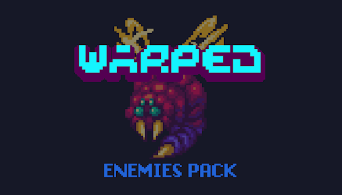 Warped Enemies Pack 1