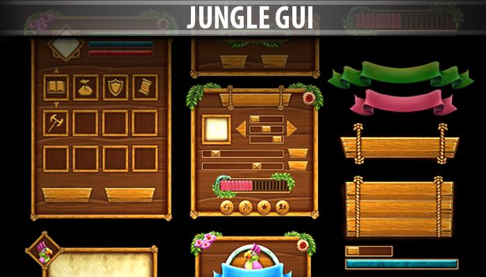 Jungle GUI