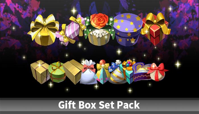 Gift Box Pack