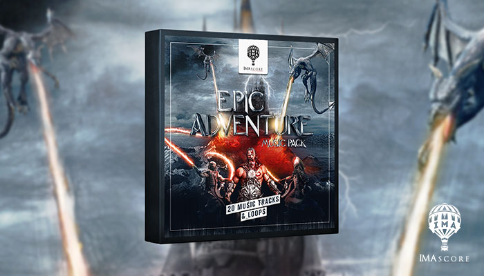 Epic Adventure Music Pack