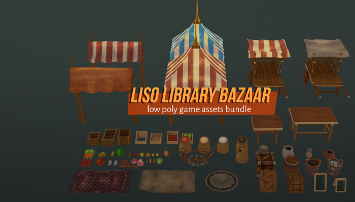 Liso Library Bazaar
