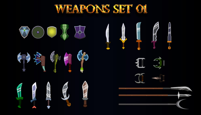Weapon_ Vol.01