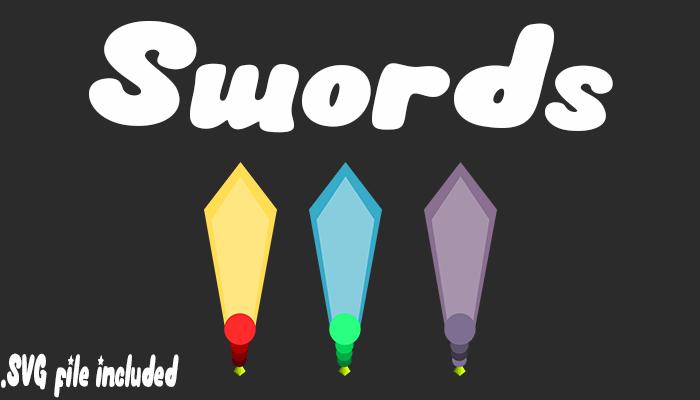 Swords Fantasy Asset