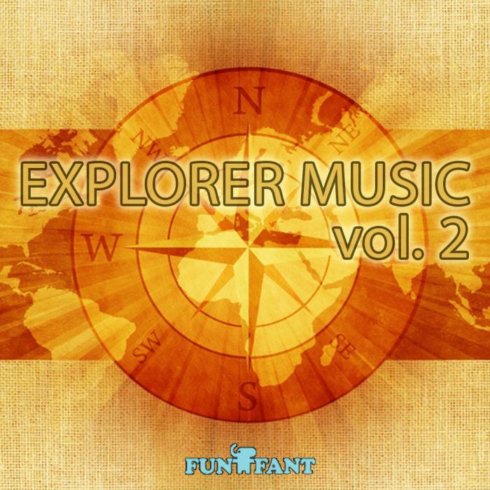 Explorer Adventure Music Pack 2