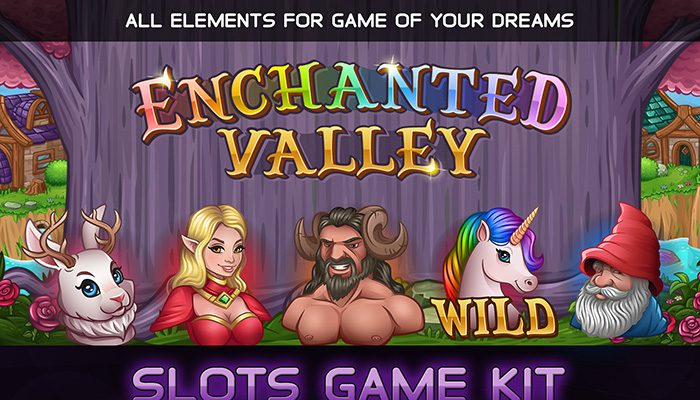 Enchanted Valley Slots game KIT