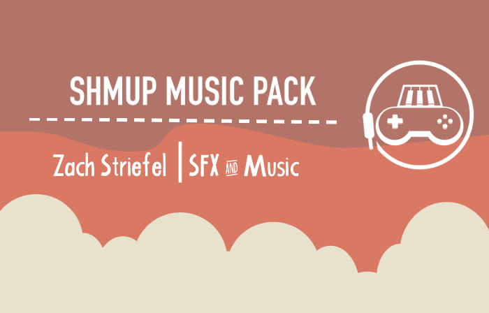 SHMUP Music Pack