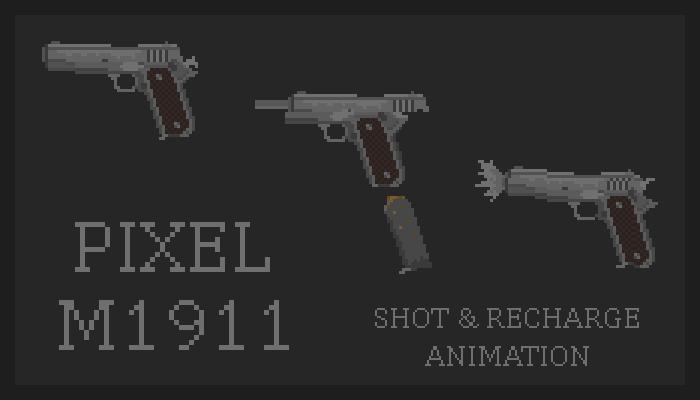 Pixel M1911