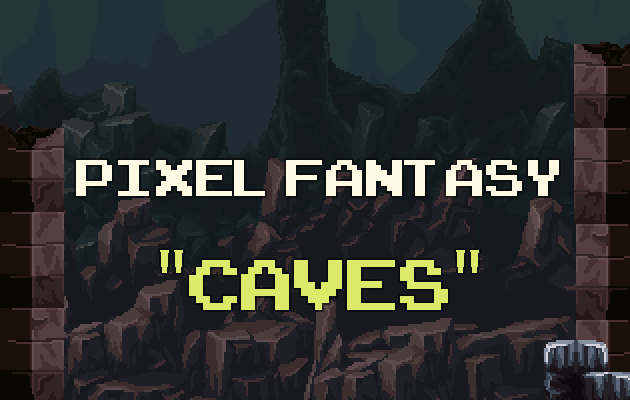 Pixel Fantasy Caves