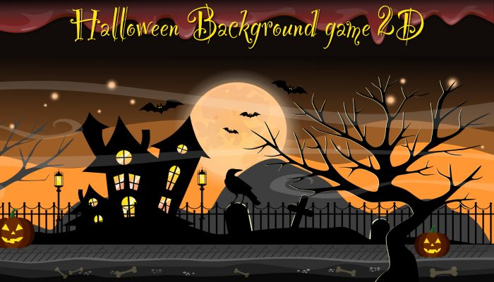 Halloween Game Background