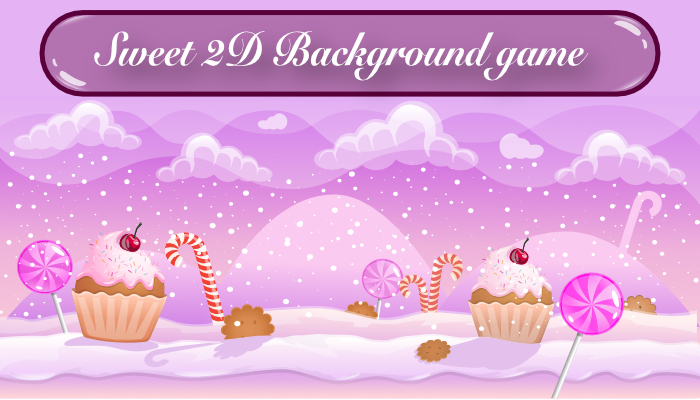 Sweet Game Background 2