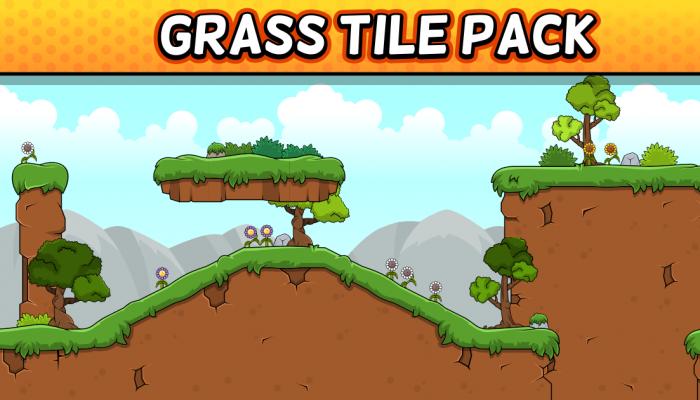 2D Platformer Game Pack
