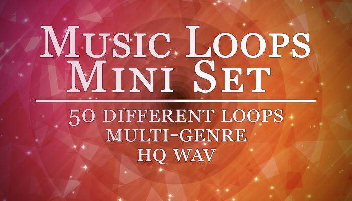 Music Loops Mini Set