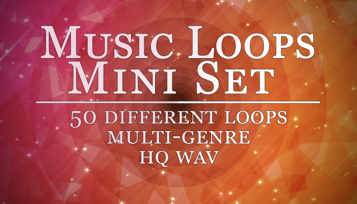 Music Loops Mini Set