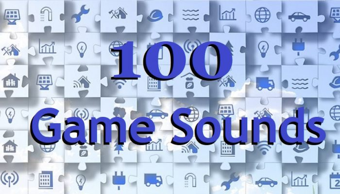 100 Game Sound Effects