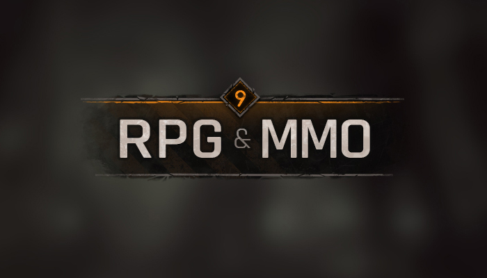 RPG and MMO UI 9