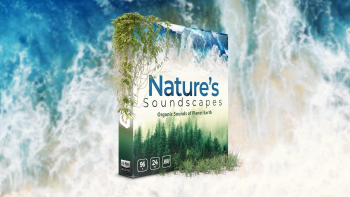 Nature's Soundscapes – Organic Sounds of Planet Earth