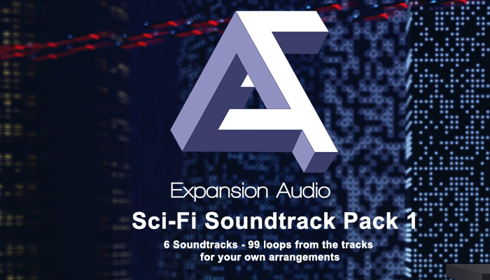 Sci_Fi Soundtracks Pack 1