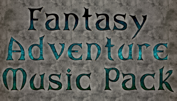Fantasy Adventure Game Music Pack