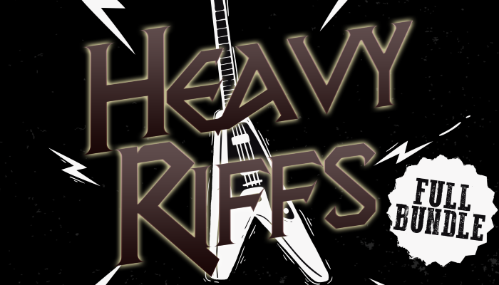 Heavy Riffs – Full Collection