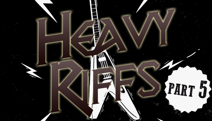 Heavy Riffs V