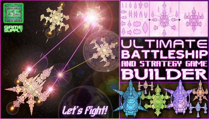 Ultimate BattleShip – and strategy game – Builder
