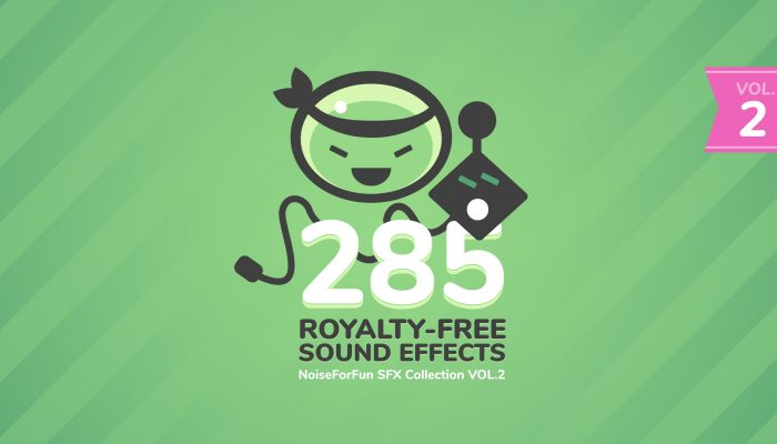 285 Game Sound Effects Vol 02